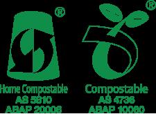 Compostable Symbols