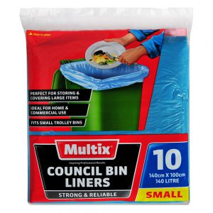 Multix Council Bin Liners Small 10 pack