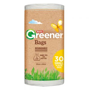 Multix Greener Degradable Bags Small 30 pack