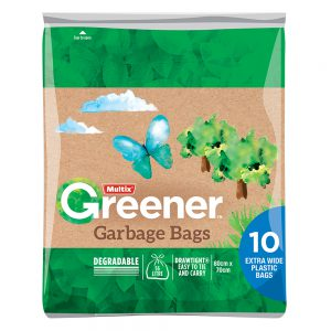 Multix Greener Garbage Bags 10 pack