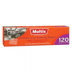Multix Commercial Baking Paper 120m x 30cm