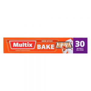 Multix Non Stick Bake 30m x 30cm