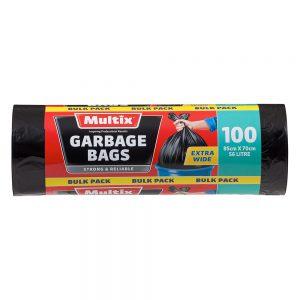 Multix Garbage Bags 100 pack