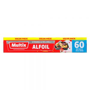 Multix Alfoil 60m x 30cm