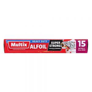 Multix Super Strong Alfoil 15m x 30cm
