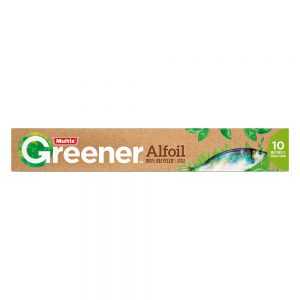 Multix Greener 100% Recycled Alfoil 10m x 30cm
