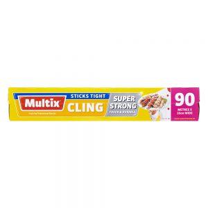 Multix Super Strong Cling Wrap 90m x 33cm