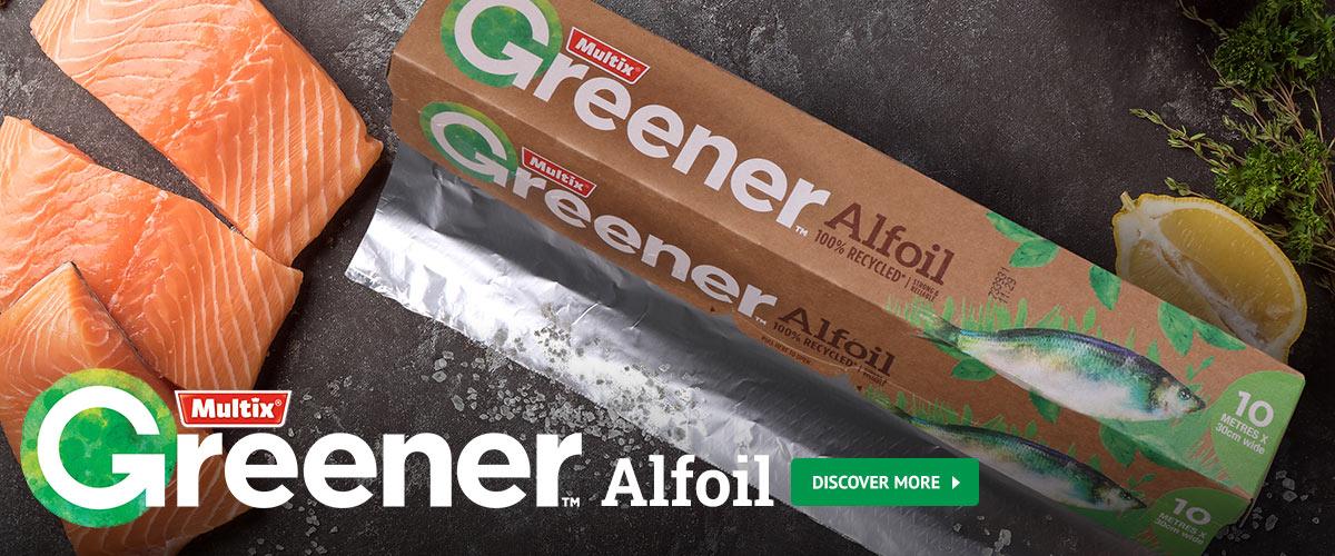 Greener Alfoil