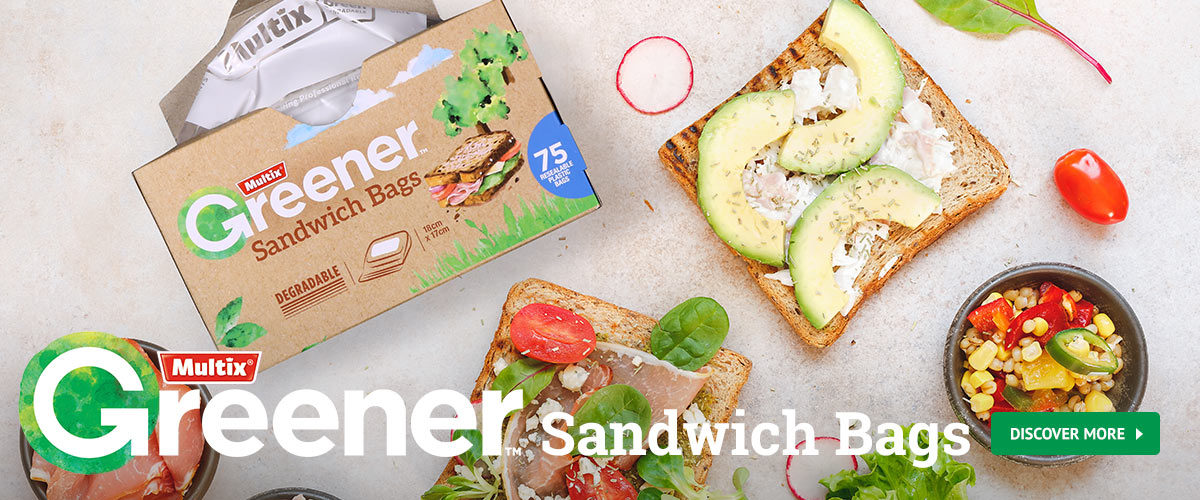Greener Sandwich Bags