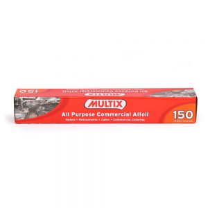Multix All Purpose Commercial Alfoil 150m x 44cm