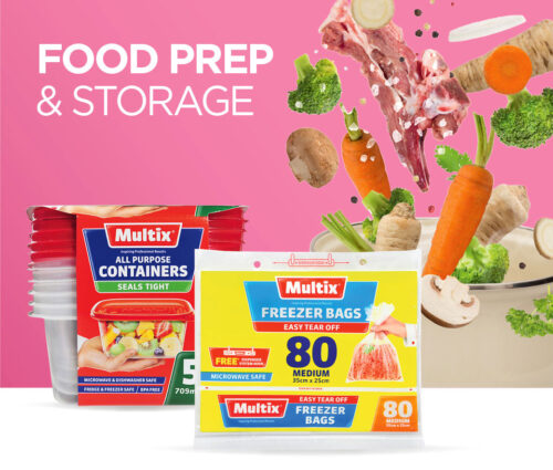 Food Prep & Storage